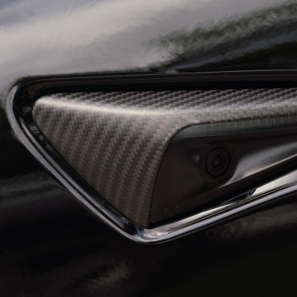 Side Repeater Cover Carbon Fiber